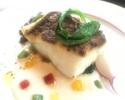 フォアグラ+真鯛のポワレ1皿付き!《飲み放題付き》ディナービュッフェ5,000円