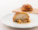 《 QUEUE DE LAPIN クー ド ラパン 》 Xmasランチ 8品のコース料理