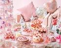 [Festive Dessert Buffet] Pink Strawberry Girl's Room ♡