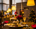 Christmas Dinner Course-To you, with Love-