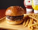 神戸牛100% ハンバーガー