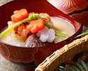 <New Year Special> Kaiseki Lunch Course 15,000 yen