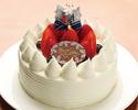 【Xmas】ショートケーキ 《5号》