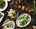 [日本橋・三越前] 女子会・デート・接待・様々なシーンで春食材と黒毛和牛のビステッカ・自慢のパスタを楽しめる一皿出しのフルコース