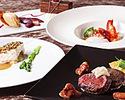 2020 聖なる夜にささげて(12/19、24~26) ¥14,300 シャンドンロゼスパークリングワイン1杯付 お食事会場は別邸「グランシャリオ」にて