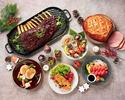 Festive A La Carte Buffet Lunch