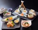 "【Dinner 】""YUKURI-no-Osai""  JPY 8000!!"