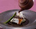 【白牡丹】ふかひれスープや北京ダックなど全8品