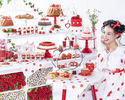 [Apr-May] Strawberry Afternoon tea set with buffet (Adult)