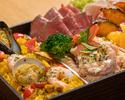 【要予約】ローストビーフの旬彩膳