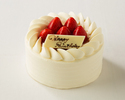 ストロベリーショートケーキ(24cmサイズ)