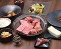 Okinawa Prefecture Wagyu beef special steak + 5 kinds of yakiniku course
