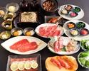 (個室)【スタンダードコース全10品】2時間制◆人気の元祖焦がしタレ肉土鍋付◆