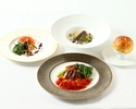 【RIKYU Dinner 】埼玉県産地場野菜を使用した、季節を感じる全6品フルコース
