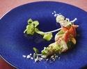 【SEASON LUNCH】季節野菜・厳選食材を使用したメインが選べるプリフィクスランチ