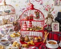 "【Weekdays】With Free Flow inc. Sparkling Wine! ""Alice's bread Eat me"" Afternoon tea with strawberry sweets, authentic scones, and bread (12/26 ~)"