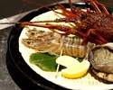 Additional single item: Live prawn (1 fish)