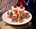 ◇【2/3~3/31限定】Special Afternoon Tea - Beauty & The Beast -(土日祝)
