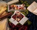 ◆【テイクアウト☆2/1~3/29限定】ご自宅で楽しめるアフタヌーンティースイーツ&Hakoniwa Cake付- Beauty & The Beast -(Premium)
