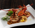 GRILLED LOBSTER -americaine sauce-