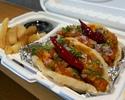 スーパースパイシーバッファロー tacos 1pc