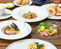 【CHEF'S LUNCH COURSE】