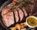 黒毛和牛熟成肉ステーキ飲み放題コース