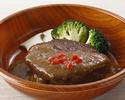 【テイクアウト】和牛の中国風ステーキ