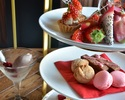 【Lunch】Strawberry Afternoon Tea Lunch Paphio