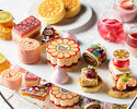 "【Weekday】 Takashi Murakami ""Flower""  collaboration strawberry afternoon tea"
