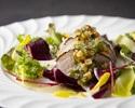 Charmer(シャルメ)+ オリーブ牛フィレ肉のロースト