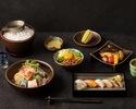 Kiyomizu & Sake Set