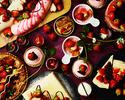 (Friday  Aperitif) Strawberry Buffet 5200  1/8-4/25