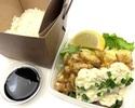 【セリオ テイクアウト&デリバリー】チキン南蛮丼