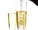 【Lunch】ナシパダンランチ × 乾杯スパークリングワイン 2200円