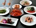 【Lunch】 Chilli Crab Course チリクラブコース  4800円