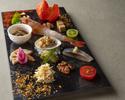 《ディナー》季節の食材おまかせコース ¥30,000(約8品)