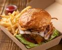 【To Go】The Oak Door Burger