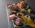 《クイックランチ》季節の食材おまかせコース ¥20,000(約5品)