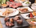 【ランチタイム限定!アパホテル&リゾート東京ベイ幕張開業15周年ランチコース】A3ランク黒毛和牛ロース・魚料理など