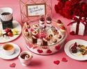 【最安値お年玉価格/土日祝】バレンタイン N.Y. アフタヌーンティー