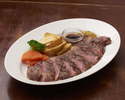 Charcoal grilled beef tagiliata(500g)