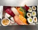 【テイクアウト】寿司折り詰め