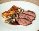牛肉料理のフルコース【Les Trefles】