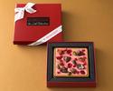 Tablet Chocolat Fruille Rouge