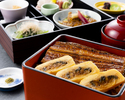 【夕食】 [国産鰻使用]鰻重セット