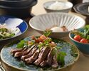 [Limited time] KUROGE Steak lunch course