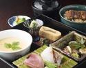松花堂弁当<お昼限定>造り・天ぷら付き*要前日迄ご予約