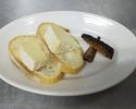 【テイクアウト】小皿前菜 カマンベールチーズ