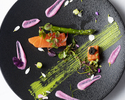 【Mune SAKURA】全8皿+メインは牛フィレ肉のロッシーニ風+乾杯ドリンク1杯付き(個室確約)